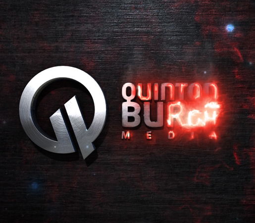 Quinton Van Der Burgh Media Logo Build