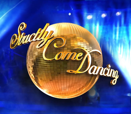 BBC Strictly Come Dancing Digital Bill board Animation